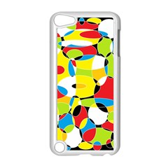 Interlocking Circles Apple Ipod Touch 5 Case (white) by StuffOrSomething