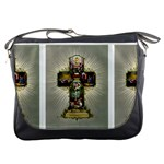 Easter Cross Messenger Bag