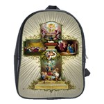 Easter Cross School Bag (Large)