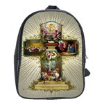 Easter Cross School Bag (XL)