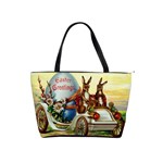 Victorian Easter Ephemera Classic Shoulder Handbag
