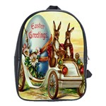 Victorian Easter Ephemera School Bag (Large)