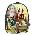 Victorian Easter Ephemera School Bag (XL)