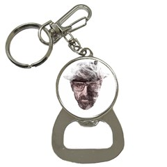 Heisenberg  Bottle Opener Key Chain by malobishop