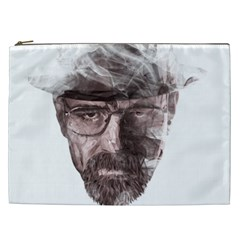Heisenberg  Cosmetic Bag (xxl) by malobishop