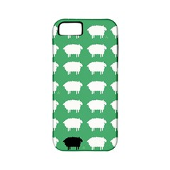 Herd Mentality  Apple Iphone 5 Classic Hardshell Case (pc+silicone)
