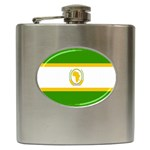 African_Union Hip Flask (6 oz)