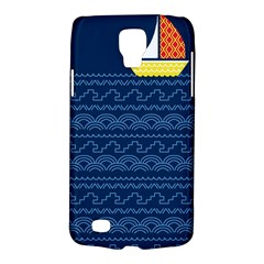 Sail The Seven Seas Samsung Galaxy S4 Active (i9295) Hardshell Case by Contest1888822