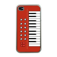 Moog Apple Iphone 4 Case (clear) by Contest1753604