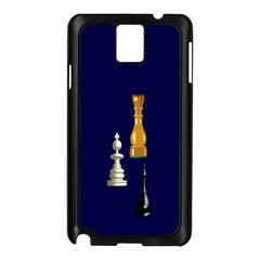 Chess Samsung Galaxy Note 3 N9005 Case (black) by Contest1852090
