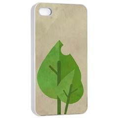 Growth  Apple Iphone 4/4s Seamless Case (white)