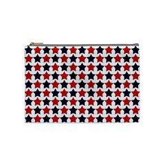 Patriot Stars Cosmetic Bag (medium) by StuffOrSomething