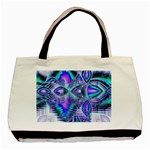 Peacock Crystal Palace Of Dreams, Abstract Classic Tote Bag