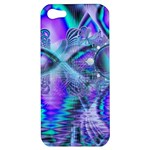 Peacock Crystal Palace Of Dreams, Abstract Apple iPhone 5 Hardshell Case