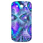 Peacock Crystal Palace Of Dreams, Abstract Samsung Galaxy S3 S III Classic Hardshell Back Case