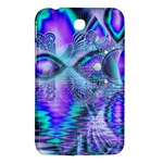 Peacock Crystal Palace Of Dreams, Abstract Samsung Galaxy Tab 3 (7 ) P3200 Hardshell Case