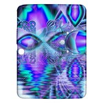 Peacock Crystal Palace Of Dreams, Abstract Samsung Galaxy Tab 3 (10.1 ) P5200 Hardshell Case