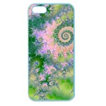 Rose Apple Green Dreams, Abstract Water Garden Apple Seamless iPhone 5 Case (Color)