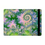 Rose Apple Green Dreams, Abstract Water Garden Apple iPad Mini Flip Case