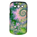 Rose Apple Green Dreams, Abstract Water Garden Samsung Galaxy S III Classic Hardshell Case (PC+Silicone)