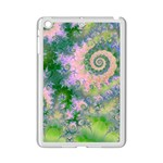 Rose Apple Green Dreams, Abstract Water Garden Apple iPad Mini 2 Case (White)