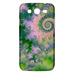 Rose Apple Green Dreams, Abstract Water Garden Samsung Galaxy Mega 5.8 I9152 Hardshell Case