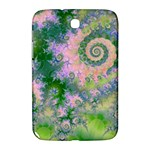 Rose Apple Green Dreams, Abstract Water Garden Samsung Galaxy Note 8.0 N5100 Hardshell Case