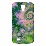 Rose Apple Green Dreams, Abstract Water Garden Samsung Galaxy Mega 6.3  I9200 Hardshell Case