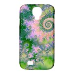 Rose Apple Green Dreams, Abstract Water Garden Samsung Galaxy S4 Classic Hardshell Case (PC+Silicone)