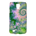 Rose Apple Green Dreams, Abstract Water Garden Samsung Galaxy S4 Active (I9295) Hardshell Case