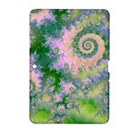 Rose Apple Green Dreams, Abstract Water Garden Samsung Galaxy Tab 2 (10.1 ) P5100 Hardshell Case