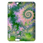 Rose Apple Green Dreams, Abstract Water Garden Kindle Fire HDX 7  Hardshell Case