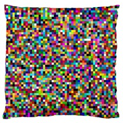 Color Large Cushion Case (single Sided)  by Siebenhuehner