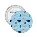 Fun Fish of the Ocean 2.25  Button