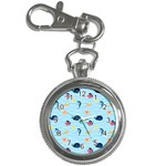 Fun Fish of the Ocean Key Chain Watch