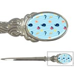 Fun Fish of the Ocean Letter Opener