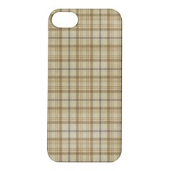 Plaid 7 Apple Iphone 5s Hardshell Case by chivieridesigns