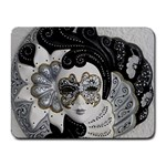 Venetian Mask Small Mouse Pad (Rectangle)