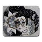 Venetian Mask Large Mouse Pad (Rectangle)