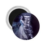 Dark Faery and Night Waterfall 2.25  Magnet