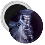 Dark Faery and Night Waterfall 3  Magnet