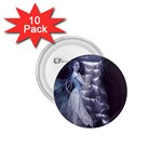Dark Faery and Night Waterfall 1.75  Button (10 pack)
