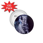 Dark Faery and Night Waterfall 1.75  Button (100 pack)