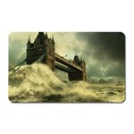 Dark Gothic Apocalypse of Doom Magnet (Rectangular)