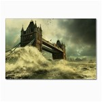 Dark Gothic Apocalypse of Doom Postcard 4 x 6  (Pkg of 10)