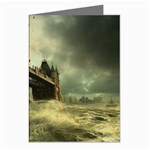Dark Gothic Apocalypse of Doom Greeting Cards (Pkg of 8)