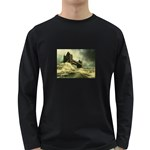 Dark Gothic Apocalypse of Doom Long Sleeve Dark T-Shirt