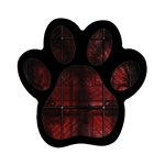 Dark Gothic Gate to the Other Side Magnet (Paw Print)