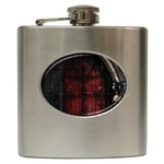 Dark Gothic Gate to the Other Side Hip Flask (6 oz)
