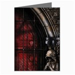 Dark Gothic Gate to the Other Side Greeting Cards (Pkg of 8)